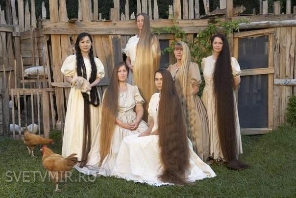 Зачем человеку волосы, длинные волосы, русские, краса, свет в мир