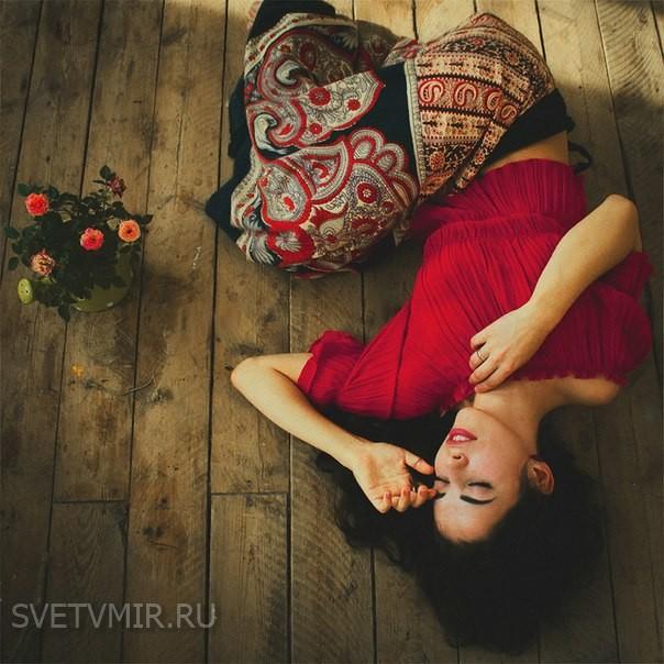 Энергетически важные зоны на теле женщины