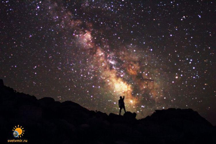 Во всей Вселенной нет существа, способного развиваться сильнее, чем человек, и иметь большую свободу