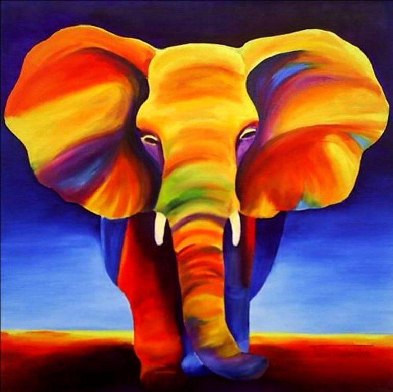 Мудрецы и слон. Притча об истине