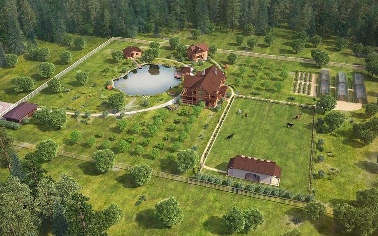 Проектирование Родового поместья