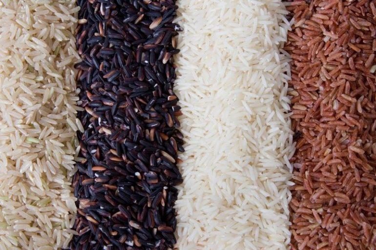 Почему нешлифованный рис дешевле обычного или оздоровление натуральным