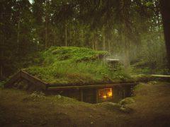 Землянка или жилье без вложений