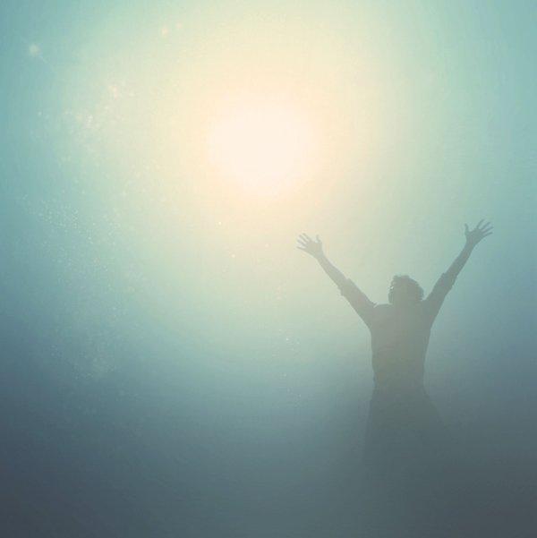 Верь в себя, как в тебя верит Бог (стих)