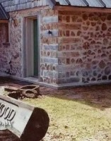 кордвуд, глиночурка, технология, cordwood, дом