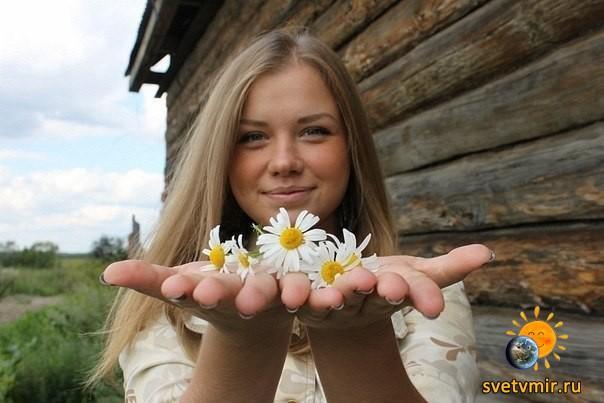русская краса