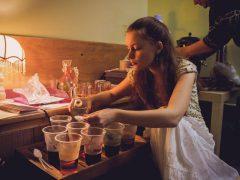 Изготовление писанки. Славянская женская магия. Воронеж, 22 марта 2014 (фото и видео)
