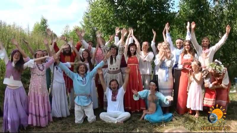 Родом Русь сильна! (видеоклип, 2013)