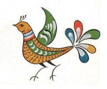 8qtWxAkEgvc - СветВМир.ру - Интересный познавательный журнал. Развитие познания - Уфтюжская роспись, 78 иллюстраций