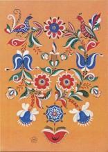 EU55W0lYKb8 - СветВМир.ру - Интересный познавательный журнал. Развитие познания - Уфтюжская роспись, 78 иллюстраций