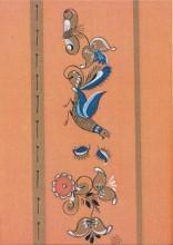 hkgrk6nKVms - СветВМир.ру - Интересный познавательный журнал. Развитие познания - Уфтюжская роспись, 78 иллюстраций