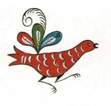 ksMKK5PTMlE - СветВМир.ру - Интересный познавательный журнал. Развитие познания - Уфтюжская роспись, 78 иллюстраций
