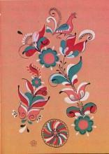 nFpaseaJSKo - СветВМир.ру - Интересный познавательный журнал. Развитие познания - Уфтюжская роспись, 78 иллюстраций