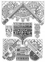 sTEQe6tpyws - СветВМир.ру - Интересный познавательный журнал. Развитие познания - Древнерусские орнаменты, 89 иллюстраций