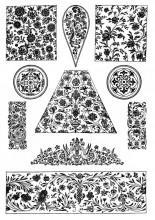 suk12H8EFK4 - СветВМир.ру - Интересный познавательный журнал. Развитие познания - Древнерусские орнаменты, 89 иллюстраций