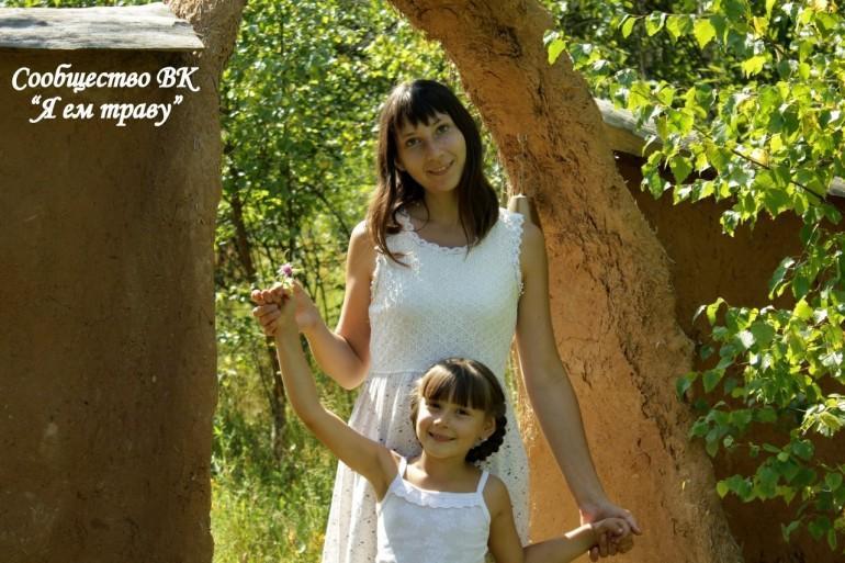 Секреты здоровья дочки Ольги Колюкиной