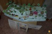 65 проектов Родовых поместий (макеты, рисунки)