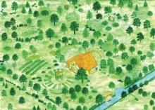 x 69d032ce - СветВМир.ру - Интересный познавательный журнал. Развитие познания - 65 проектов Родовых поместий (макеты, рисунки)