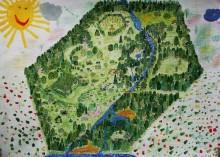 y 18d94ecf - СветВМир.ру - Интересный познавательный журнал. Развитие познания - 65 проектов Родовых поместий (макеты, рисунки)