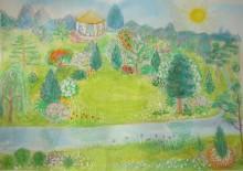 z 3f92ba04 - СветВМир.ру - Интересный познавательный журнал. Развитие познания - 65 проектов Родовых поместий (макеты, рисунки)