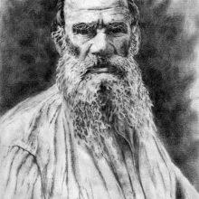 Немного цитат Льва Толстого