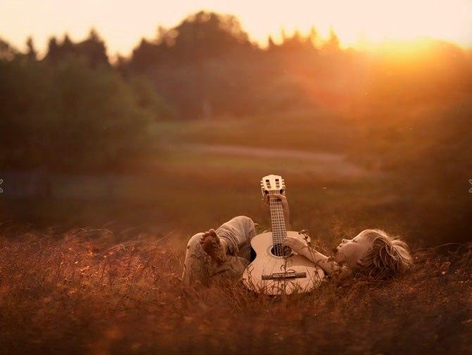 - СветВМир.ру | Познавательный журнал! - Лето в деревне, серия из 19 прекрасных фотографий, фотограф - Елена Шумилова