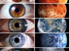 Глаза как планеты…