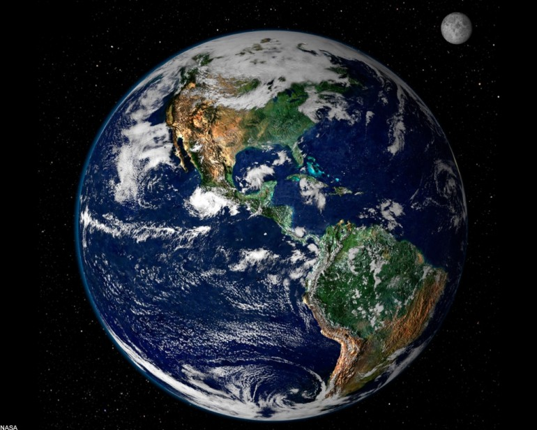 planeta-Zemlya, Экологические проблемы Земли