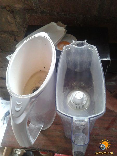Beloyar0011 - СветВМир.ру - Интересный познавательный журнал. Развитие познания - Фильтр для воды своими руками или используем отработанные водные катриджи