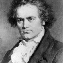 Эту симфонию Бетховен писал, будучи глухим