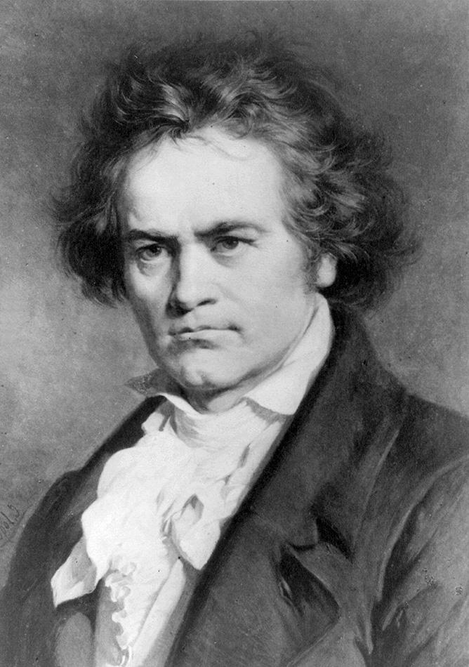 Ludwig van Beethoven l - СветВМир.ру | Познавательный журнал! - Эту симфонию Бетховен писал, будучи глухим