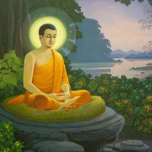 Притча про Будду, оскорбления и гнев