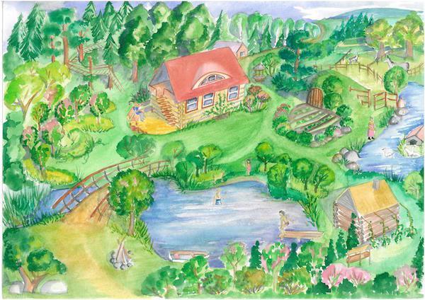 Как течет жизнь в Родовых поселениях?
