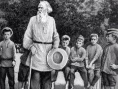 Лев Николаевич Толстой о воспитании и педагогике