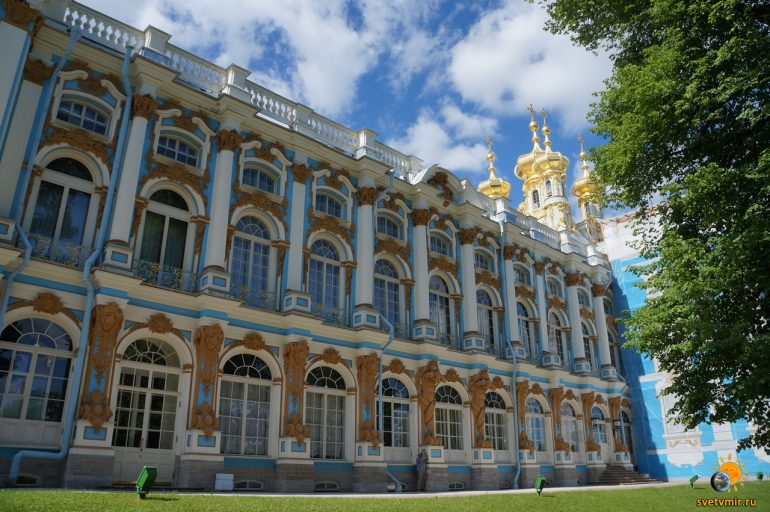 Тамбов - Санкт-Петербург на машине в 2018