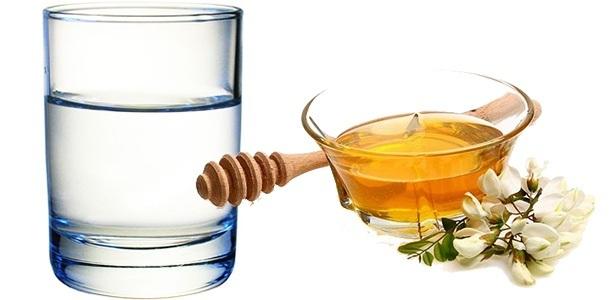 Польза медовой воды