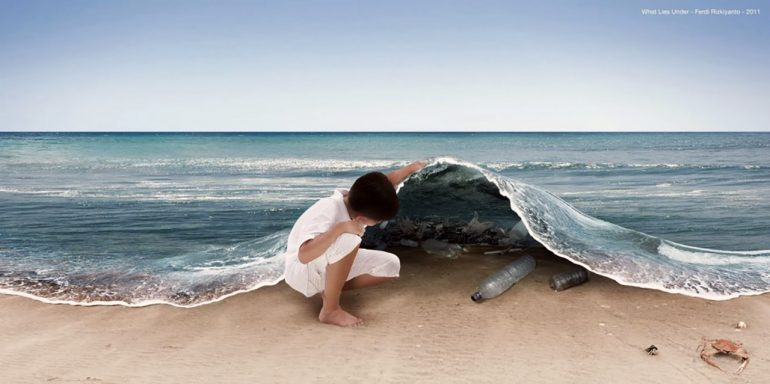 Пластик. Природа. Вред