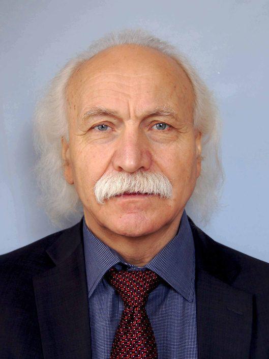 Михаил Петрович Щетинин
